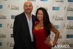 Sean Kelley & Carmelia Ray  at the 2014 iDate Awards
