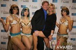 Jeff Collier & Sheri Grande  in Las Vegas at the 2014 Online Dating Industry Awards