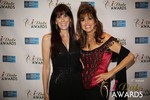 Julie Spira & Renee Piane  at the January 15, 2014 Internet Dating Industry Awards Ceremony in Las Vegas