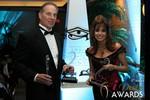 Ken Agee & Renee Piane (Multiple iDateAward Winners) at the 2014 Internet Dating Industry Awards Ceremony in Las Vegas