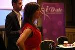 Deanna Lorraine & Max Trypp Kramer at the 2014 Las Vegas Digital Dating Conference and Internet Dating Industry Event