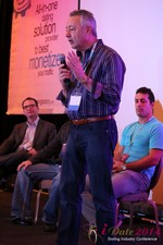 Jeff Reichard - CEO of Aclispa at the 2014 Internet Dating Super Conference in Las Vegas