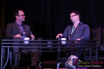 Mark Brooks and Markus Frind - OPW Interview with Plenty of Fish at the January 14-16, 2014 Internet Dating Super Conference in Las Vegas