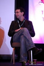 Michael McQuown - CEO of ThunderRoad and Dating Algorithm Expert at the 2014 Internet Dating Super Conference in Las Vegas