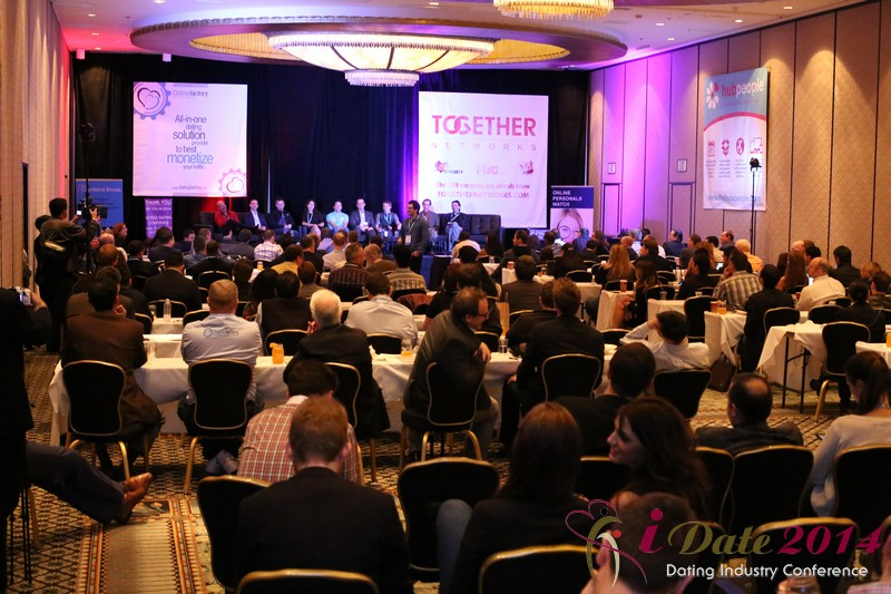Final Panel Debate at the 2014 Internet Dating Super Conference in Las Vegas