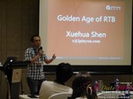 Albert Xeuhua Shen - CTO of iPinYou at the 2015 Asia and China Online Dating Industry Conference in Beijing