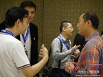 Business Networking  among C-Level Dating Industry Executives at the May 28-29, 2015 Mobile and Online Dating Industry Conference in Beijing