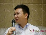 Jason Tian - CEO of Baihe at the May 28-29, 2015 Mobile and Online Dating Industry Conference in Beijing