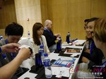 Speed Networking at the May 28-29, 2015 Beijing Asia Online and Mobile Dating Industry Conference