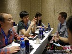 Speed Networking at the 41st iDate2015 China convention