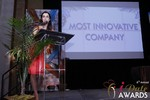 Gloria Diez - Business Development at Wamba at the 2015 iDate Awards Ceremony