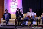 Tanya Fathers - CEO of Dating Factory on the Final Panel at the 2015 Internet Dating Super Conference in Las Vegas