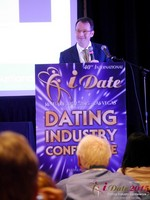 Mark Brooks - Publisher of Online Personals Watch at the January 20-22, 2015 Las Vegas Online Dating Industry Super Conference