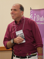 Marc Lesnick Speaking On Utail And Social Promotion For Dating Operators   at the October 14-16, 2015 London European Union Internet and Mobile Dating Industry Conference