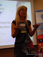 Monica Whitty Professor Of Psychology University Of Liecester at the 2015 European Union Internet Dating Industry Conference in London