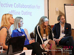Panel On Effective Collaboration For Offline Dating At at the UK iDate conference and expo for matchmakers and online dating professionals in 2015