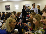 Speed Networking Among CEOs General Managers And Owners Of Dating Sites Apps And Matchmaking Businesses  at the October 14-16, 2015 London European Union Internet and Mobile Dating Industry Conference
