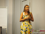 Svetlana Mukha - CEO of Diolli at the July 20-22, 2016 Limassol,Cyprus Dating Agency Business Conference