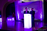 Mark & Marc Announcing the Best Dating Site at the January 26, 2016 Internet Dating Industry Awards Ceremony in Miami