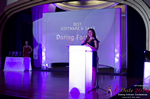 Jenny Gonzalez of Dating Factory Winner of Best Dating Software & Saas at the 2016 iDateAwards Ceremony in Miami