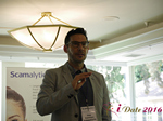 John Volturo (CMO, Spark Networks)  at the June 8-10, 2016 Beverly Hills Online and Mobile Dating Indústria Conference