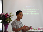 Monty Suwannukul (Product designer at Grindr)  at the June 8-10, 2016 Beverly Hills Online and Mobile Dating Indústria Conference
