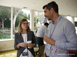 Networking  at the 2016 Beverly Hills Mobile Dating Summit and Convention