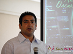 Tushar Chaudhary (Associate director at Verizon)  at the iDate Mobile Dating Business Executive Convention and Trade Show
