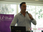 Steven Ward - CEO of Love Lab at the 48th iDate Mobile Dating Negócio Trade Show