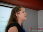 Julia Meszaros at the July 19-21, 2017 Belarus International Romance Business Conference