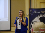 Valentina Gutarova - CEO of Ukrainian Real Brides at the 52nd Dating Agency Negócio Conference in