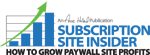 Subscription Site Insider